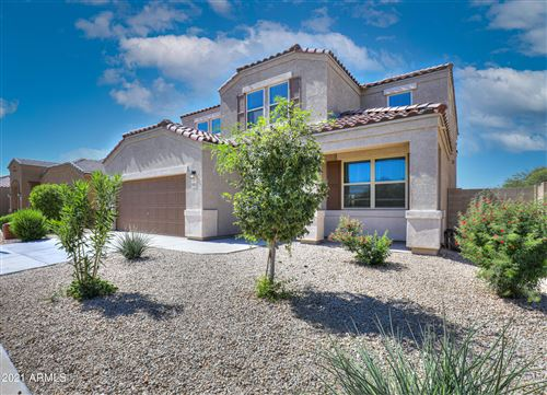 Photo of 17030 N ROSA Drive, Maricopa, AZ 85138 (MLS # 6298100)