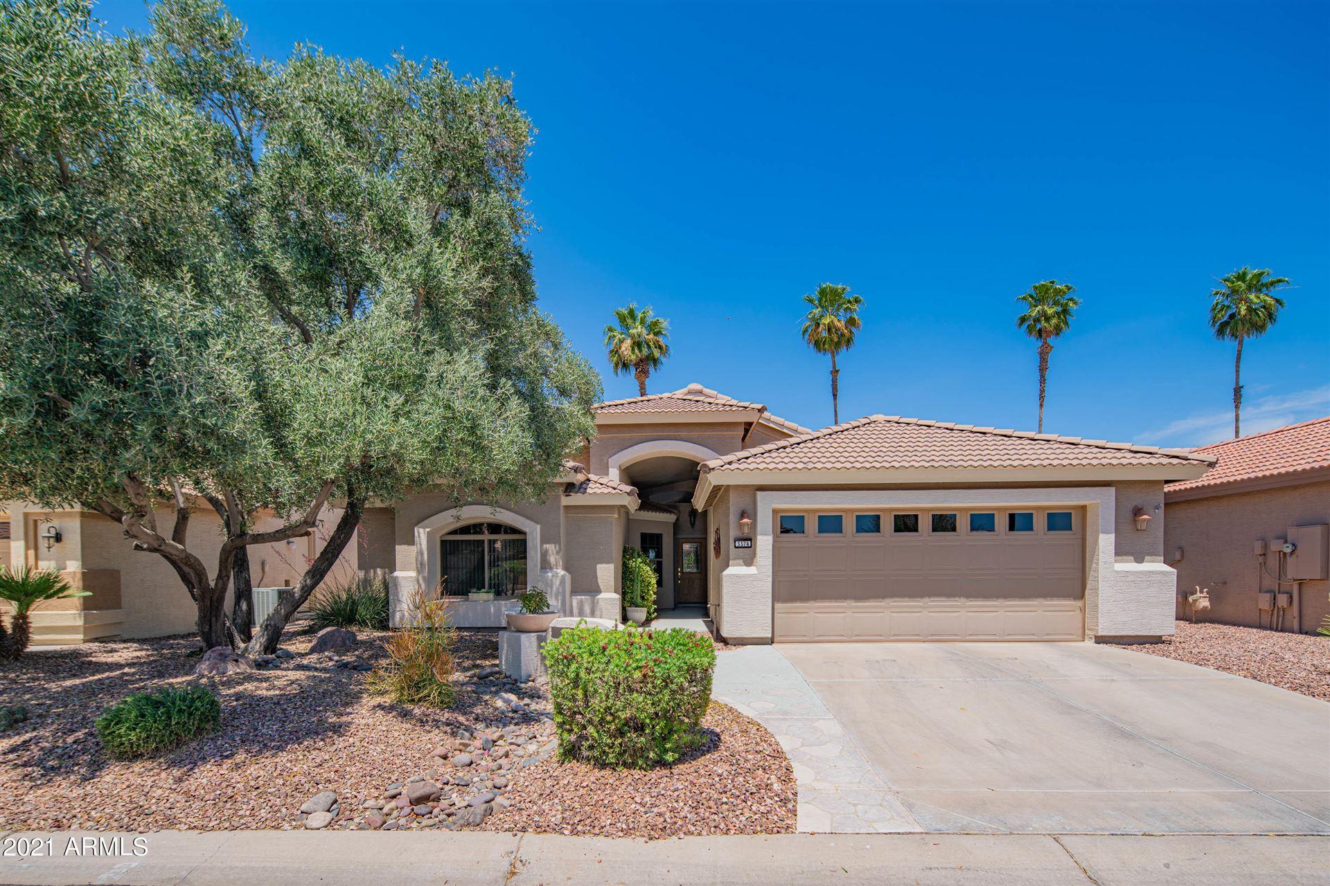 Photo of 3374 N 159TH Avenue, Goodyear, AZ 85395 (MLS # 6232100)