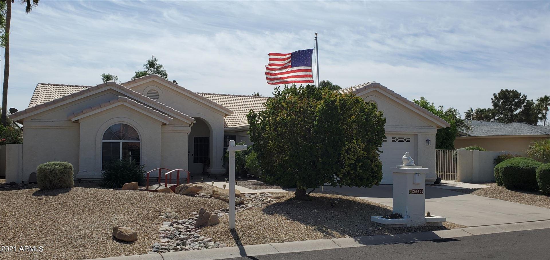 Photo of 26605 S EASTLAKE Drive, Sun Lakes, AZ 85248 (MLS # 6226101)