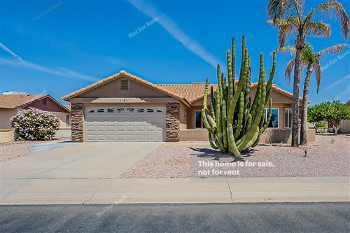 Photo of 2187 LEISURE WORLD --, Mesa, AZ 85206 (MLS # 6233102)