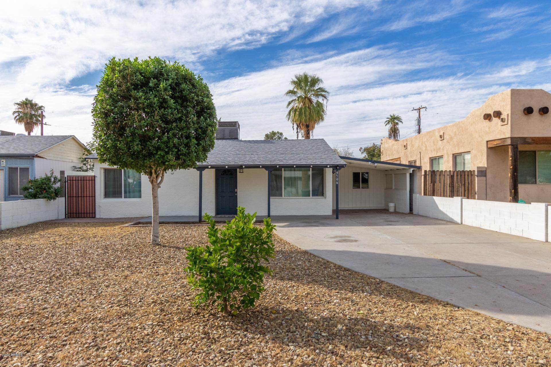 4506 N 14TH Street, Phoenix, AZ 85014 - MLS#: 6096105