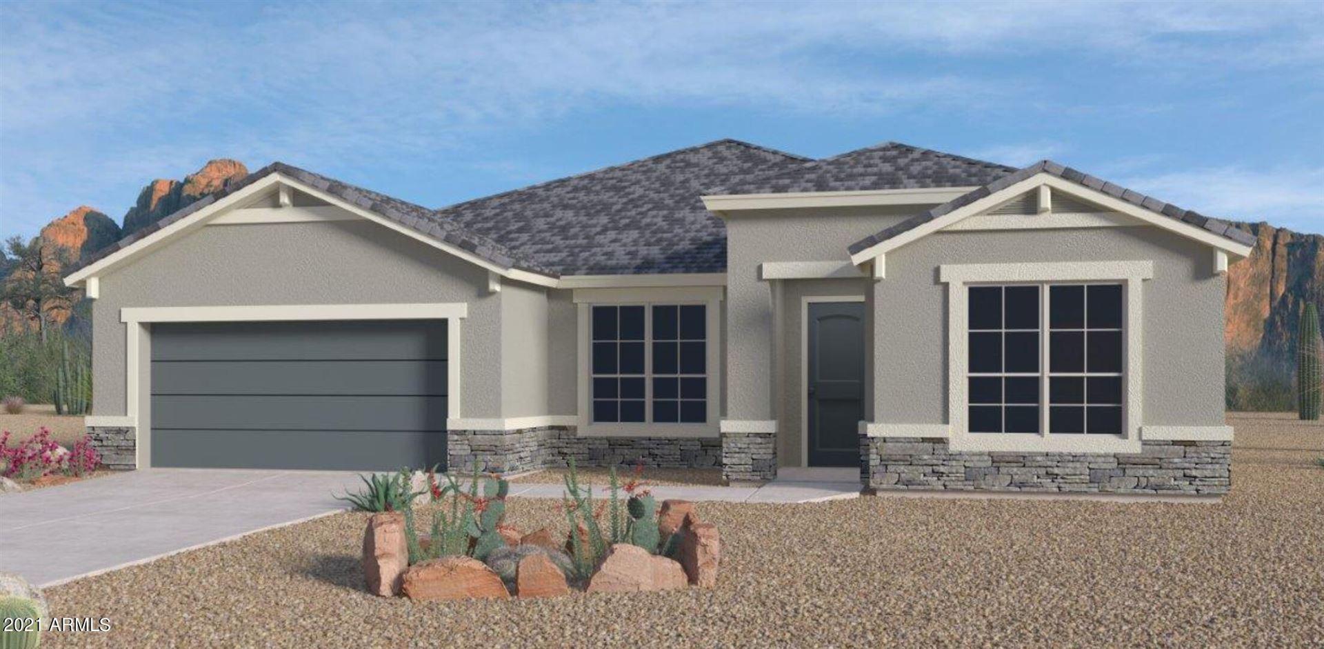Photo for 44499 W PALO AMARILLO Road, Maricopa, AZ 85138 (MLS # 6240105)