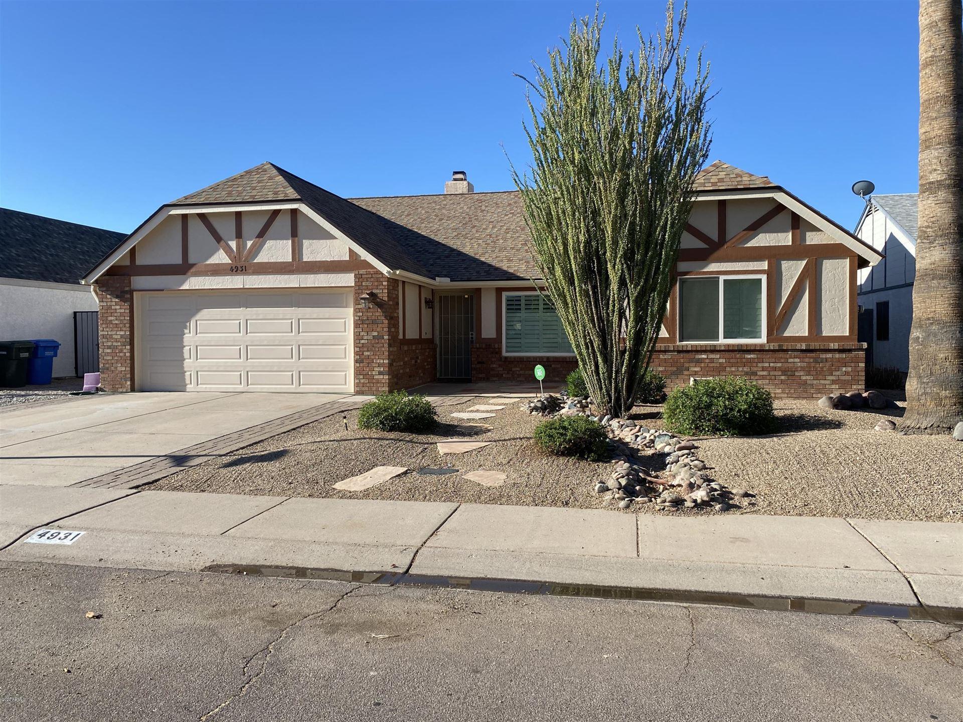 4931 W MORROW Drive, Glendale, AZ 85308 - #: 6092106