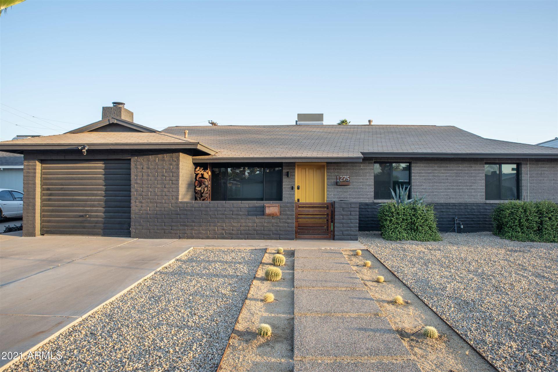 1275 E HERMOSA Drive, Tempe, AZ 85282 - MLS#: 6229106