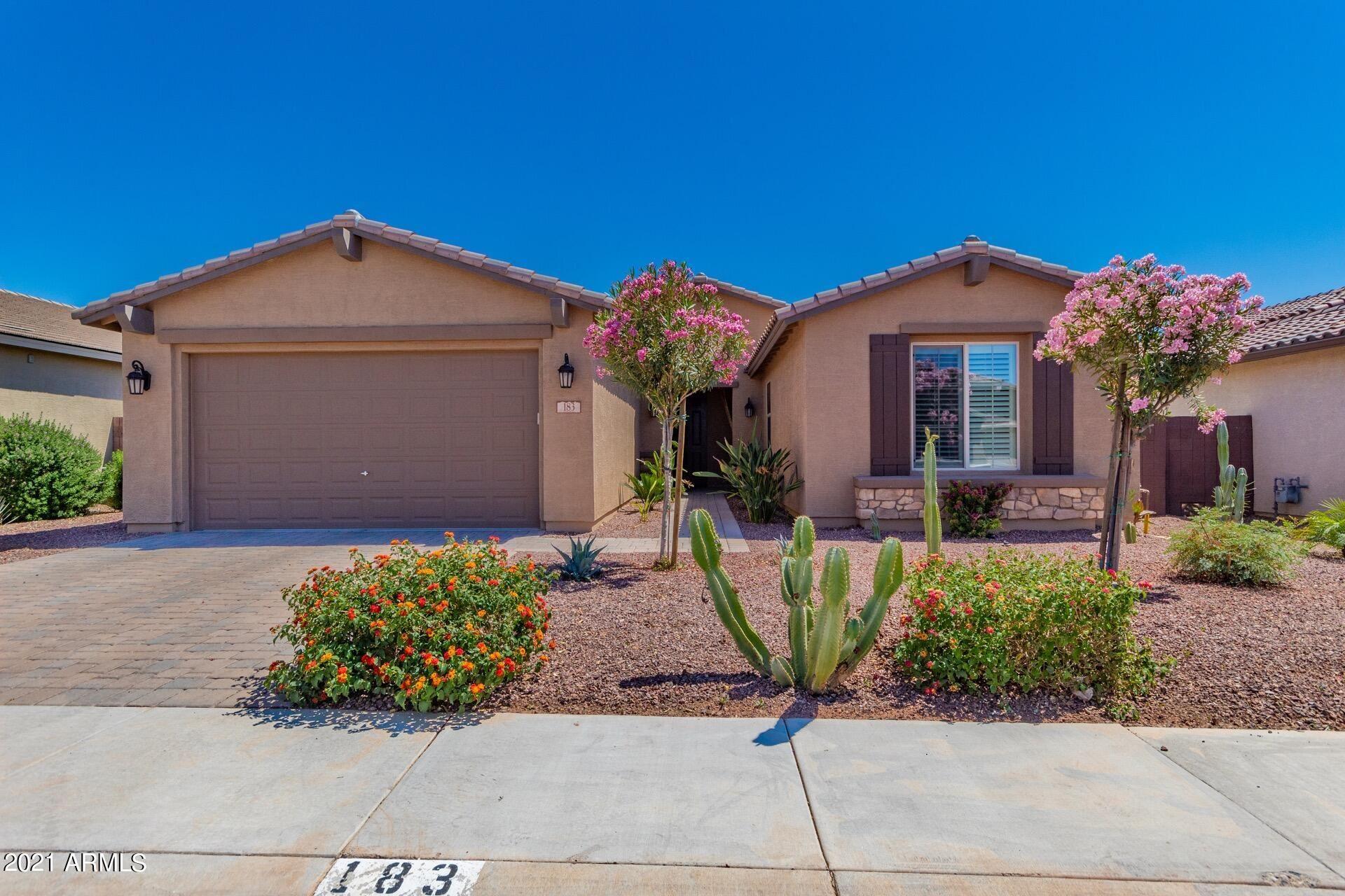 183 W EVERGREEN PEAR Avenue, San Tan Valley, AZ 85140 - MLS#: 6231106