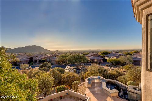 Photo of 24350 N WHISPERING RIDGE Way #22, Scottsdale, AZ 85255 (MLS # 6173108)