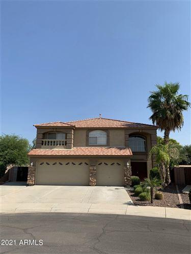 Photo of 14121 N 156TH Court, Surprise, AZ 85379 (MLS # 6295108)
