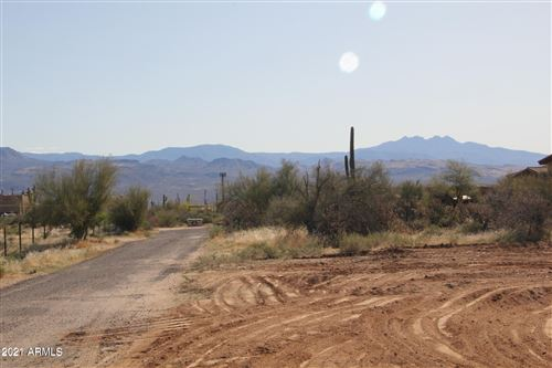Photo of 16200 E WHITE FEATHER Lane, Scottsdale, AZ 85262 (MLS # 6296108)