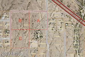 Photo of 25339 W IRVINE (PARCEL A) Road, Morristown, AZ 85342 (MLS # 6194108)