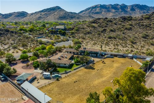Photo of 9606 N 37TH Street, Phoenix, AZ 85028 (MLS # 6223109)