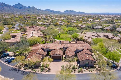 Photo of 9227 E HOVERLAND Road, Scottsdale, AZ 85255 (MLS # 6250109)