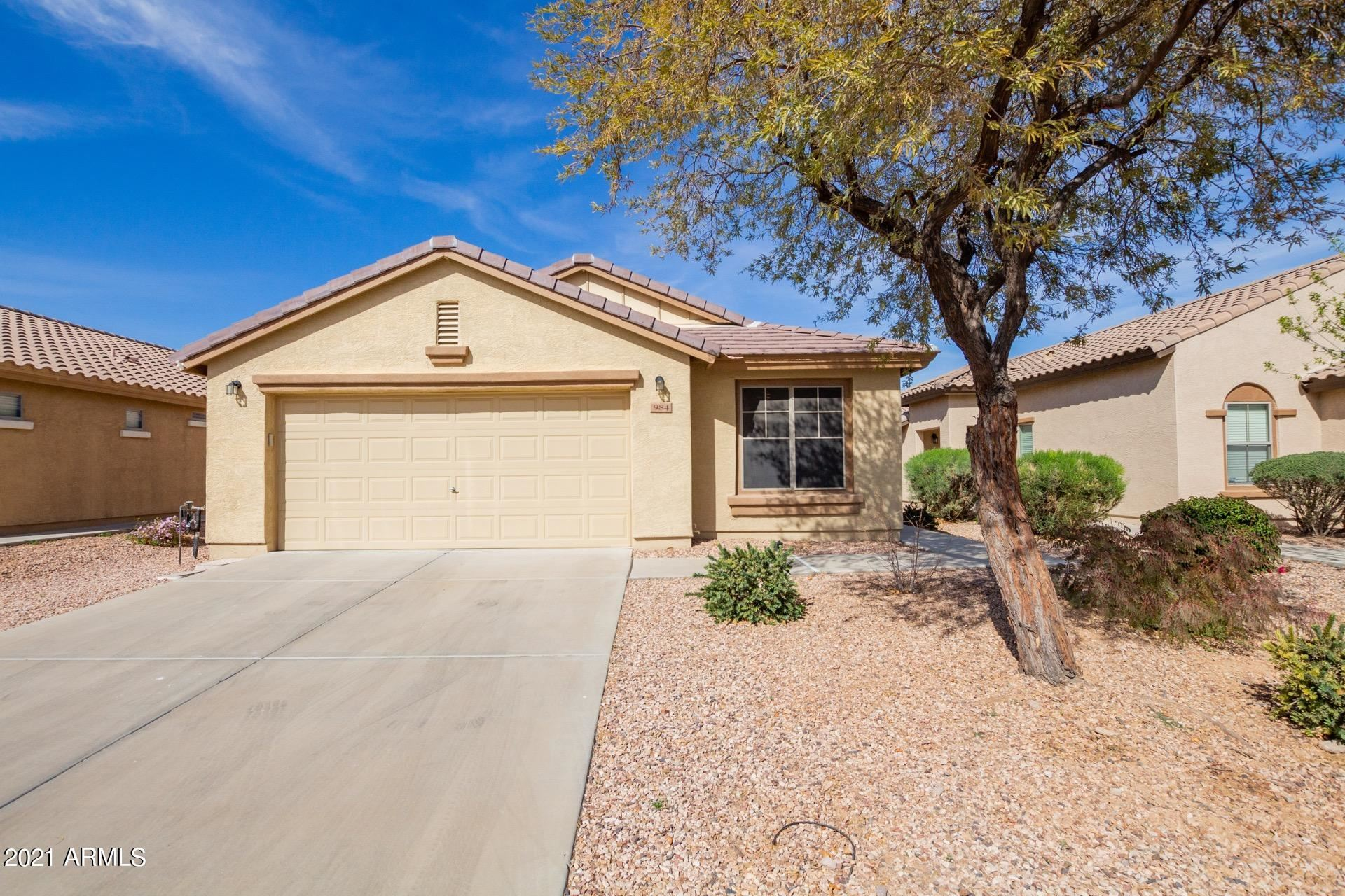 Photo of 984 W DESERT HILLS Drive, San Tan Valley, AZ 85143 (MLS # 6200109)