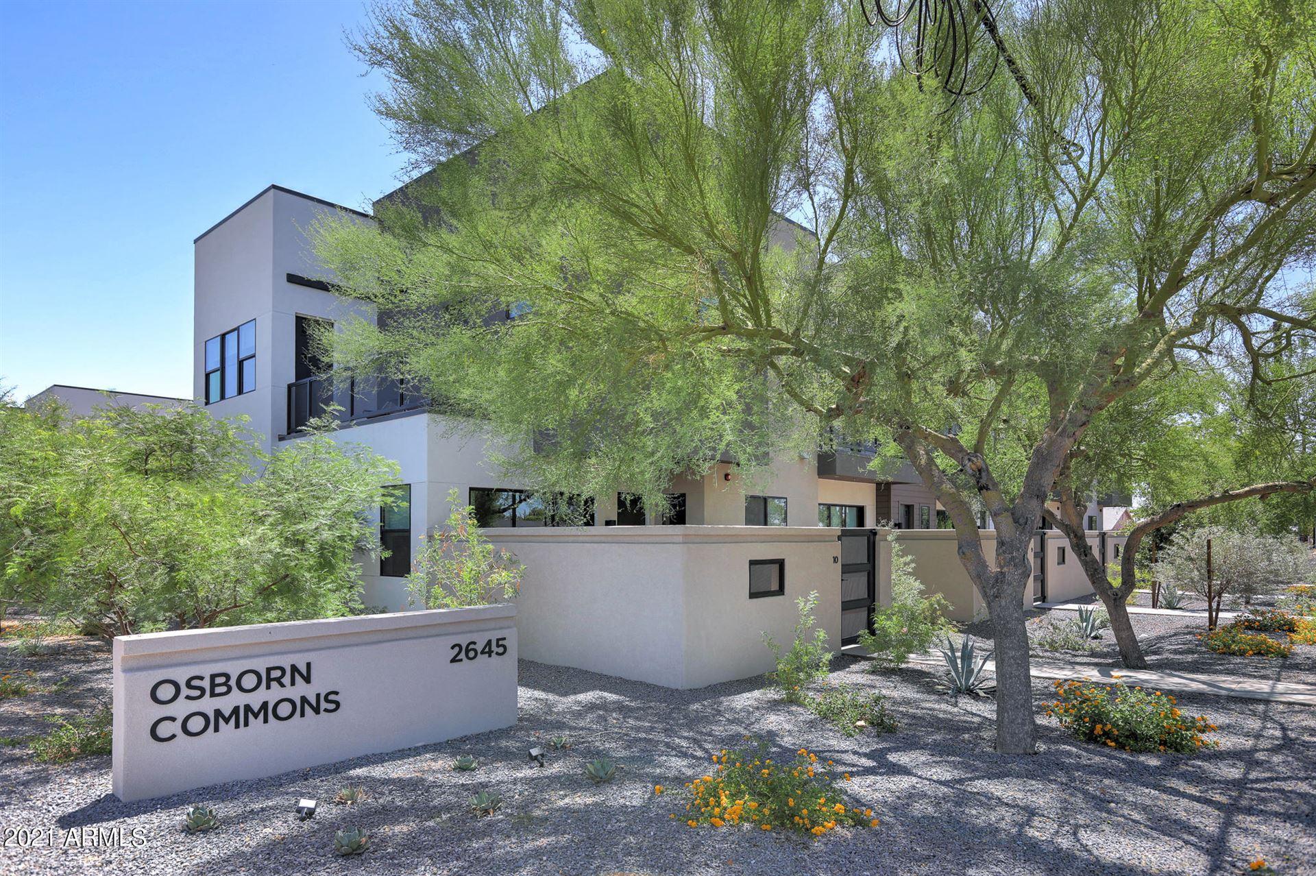 2645 E Osborn Road #10, Phoenix, AZ 85016 - #: 6235109