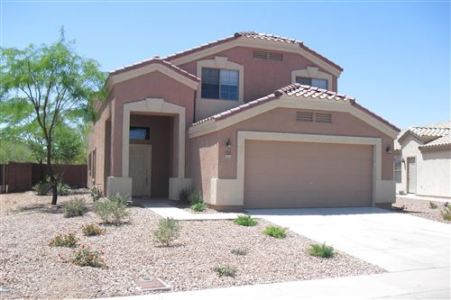 Photo of 23865 W LASSO Lane, Buckeye, AZ 85326 (MLS # 6166110)