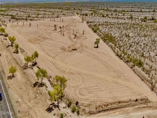 Tiny photo for 00 W Highway 84 & Green Rd --, Maricopa, AZ 85139 (MLS # 6277110)