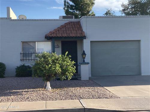 Photo of 4329 E CAPRI Avenue #212, Mesa, AZ 85206 (MLS # 6311110)
