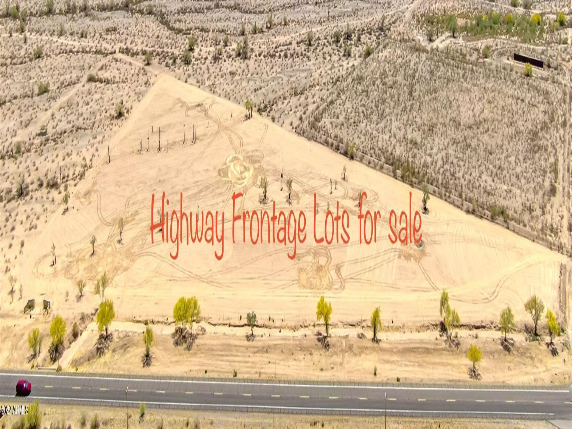 Photo for 00 W Highway 84 & Green Rd --, Maricopa, AZ 85139 (MLS # 6277110)