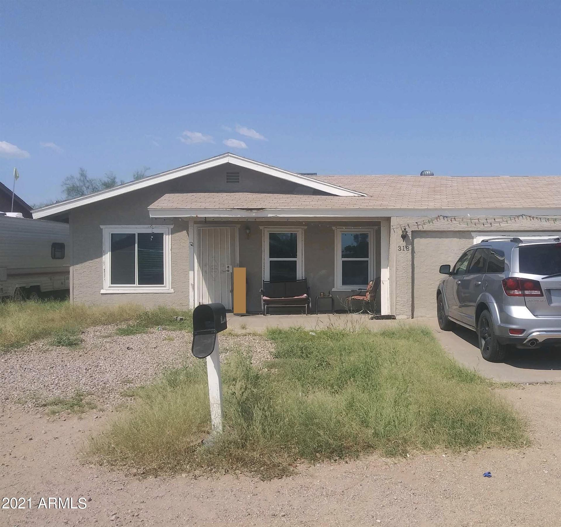 Photo of 318 W 18TH Avenue, Apache Junction, AZ 85120 (MLS # 6287110)