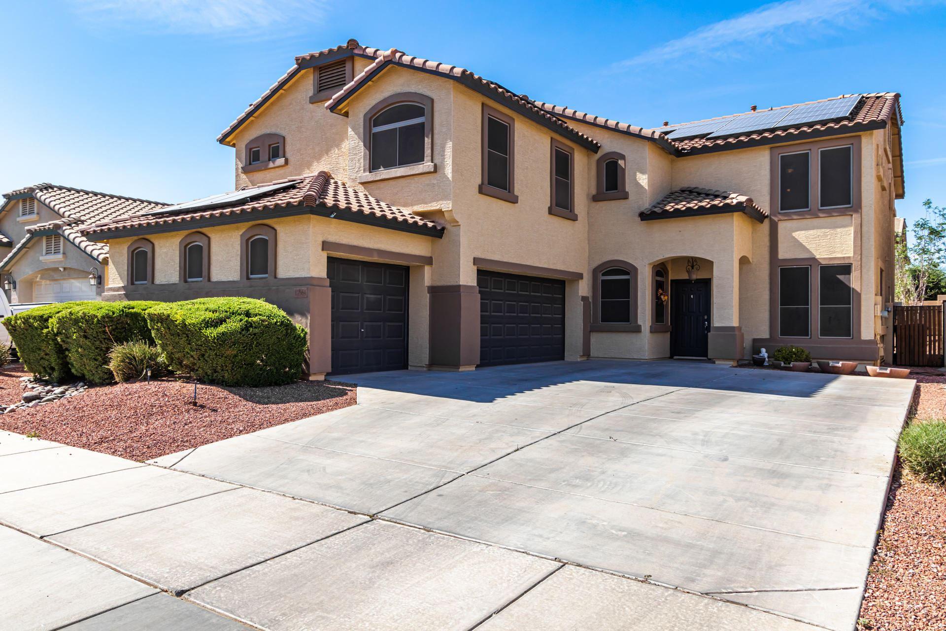 Photo of 17864 W ANDORA Street, Surprise, AZ 85388 (MLS # 6226111)