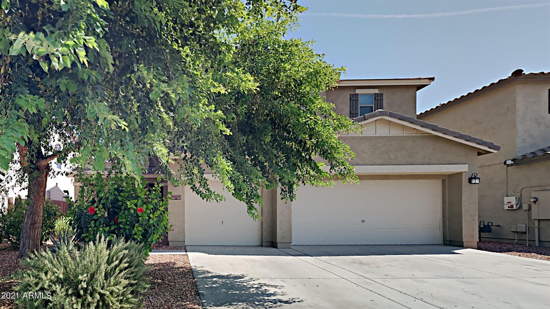 Photo for 40767 W COLBY Drive, Maricopa, AZ 85138 (MLS # 6278111)