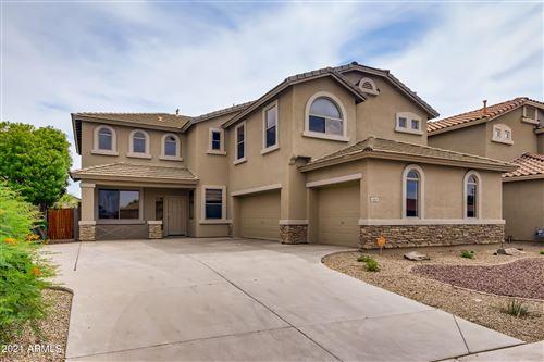 Tiny photo for 42511 W CHISHOLM Drive, Maricopa, AZ 85138 (MLS # 6267112)
