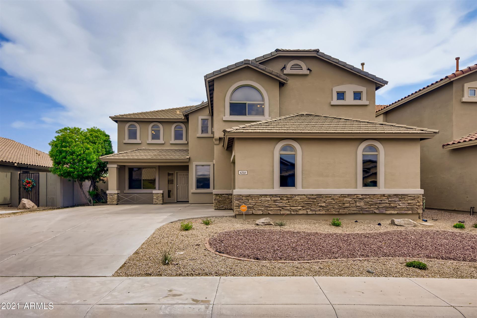 Photo for 42511 W CHISHOLM Drive, Maricopa, AZ 85138 (MLS # 6267112)