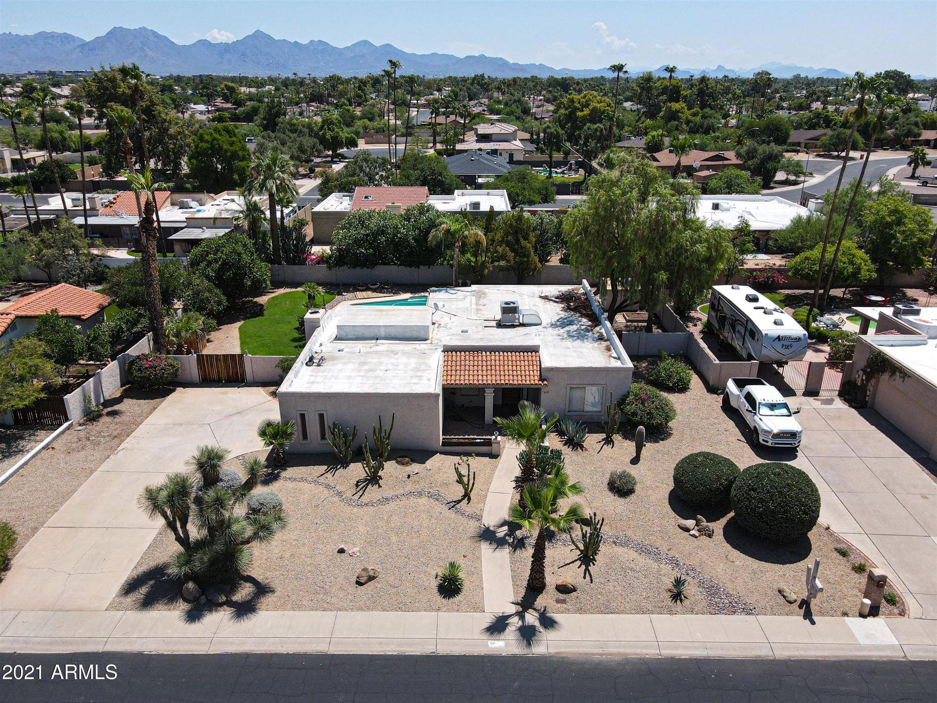 Photo of 13859 N 61ST Place, Scottsdale, AZ 85254 (MLS # 6269112)
