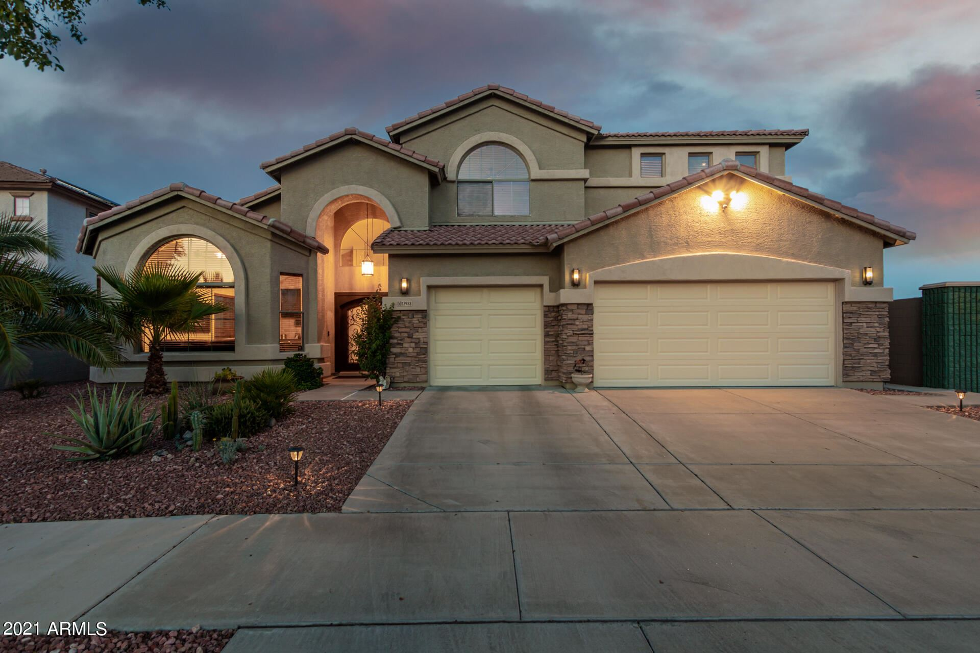 Photo of 13933 N 135TH Drive, Surprise, AZ 85379 (MLS # 6271112)