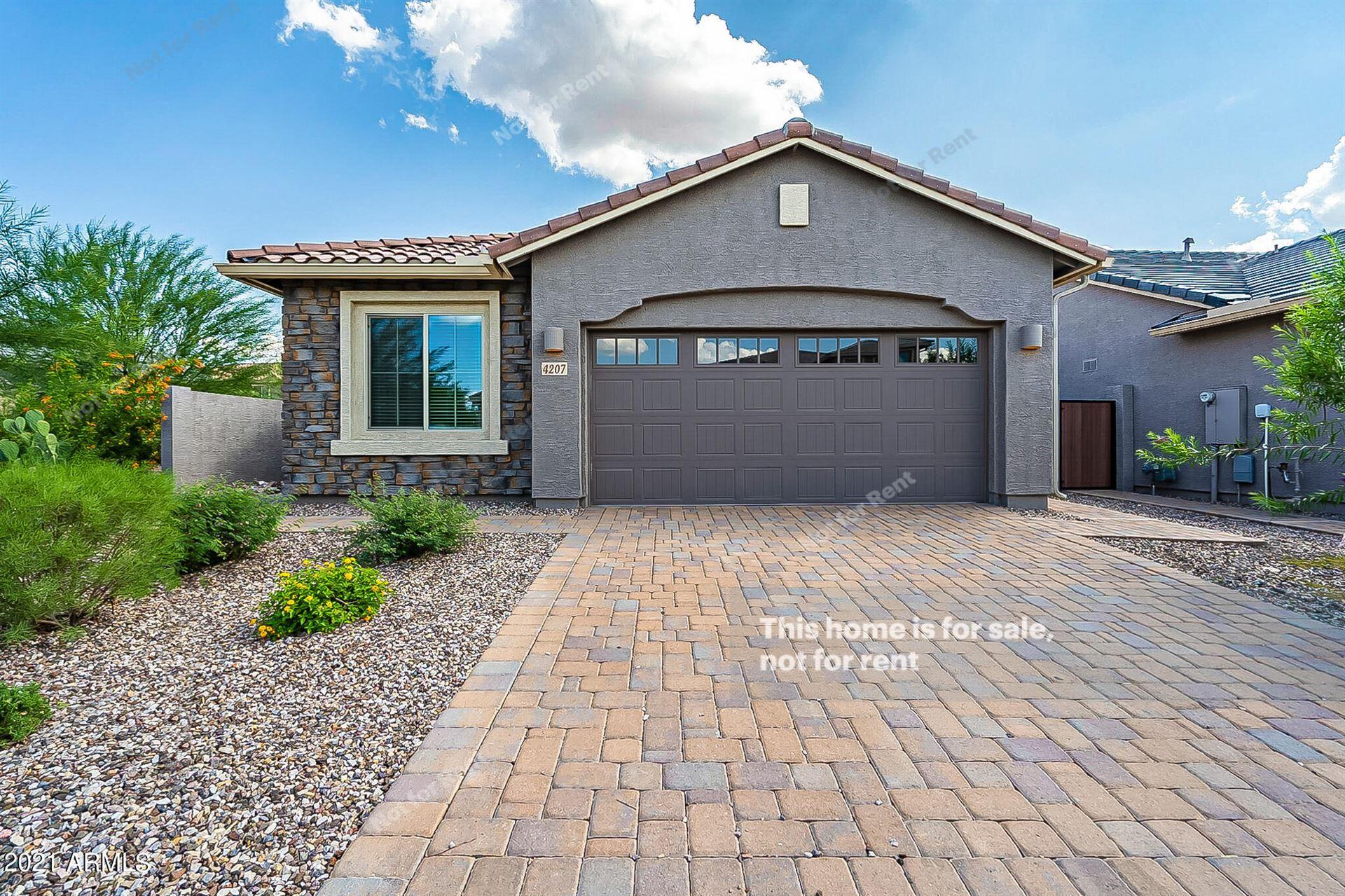 Photo of 4207 W BRADSHAW CREEK Lane, New River, AZ 85087 (MLS # 6283112)