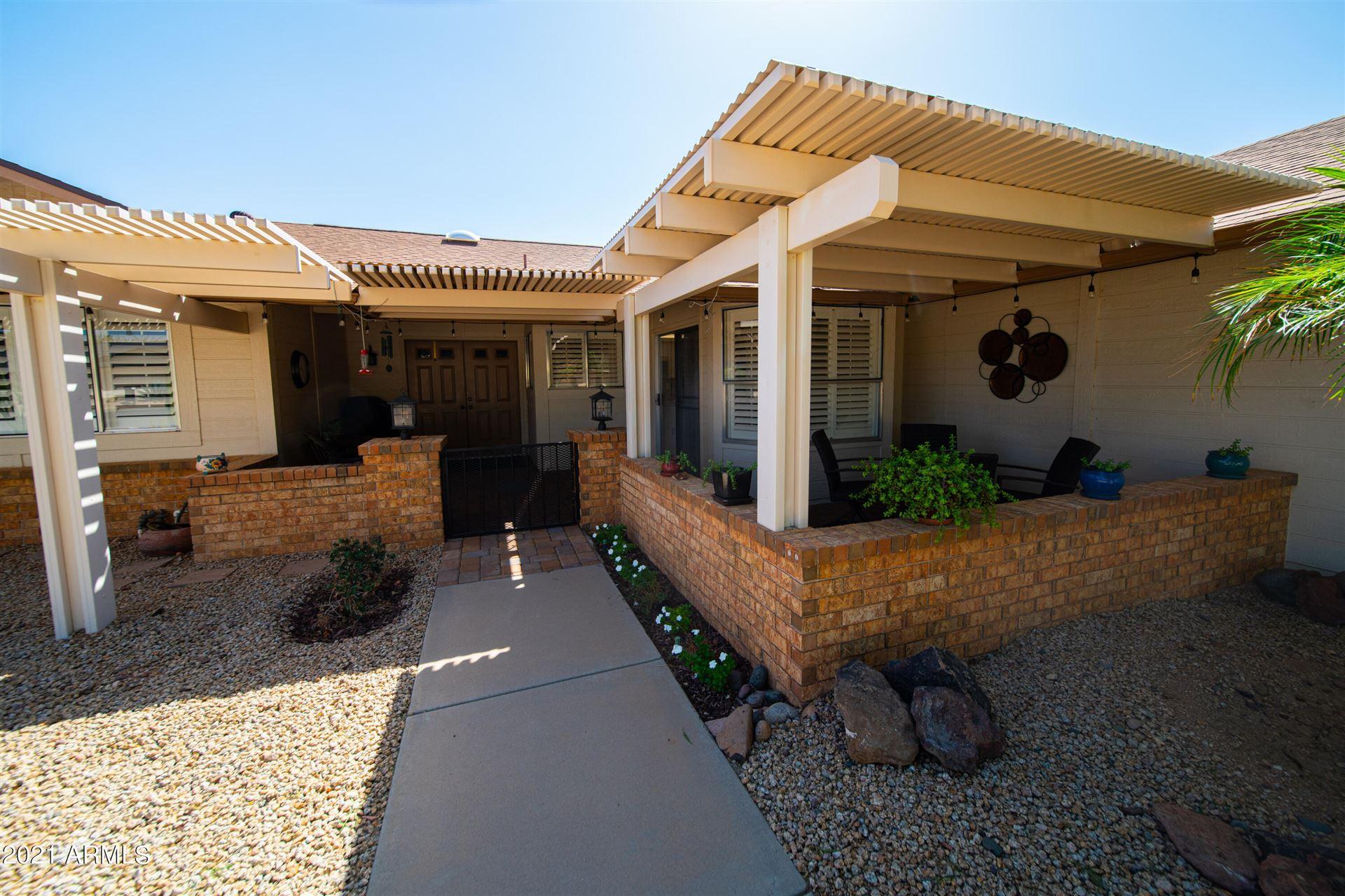 Photo of 17431 N CONQUISTADOR Drive, Sun City West, AZ 85375 (MLS # 6305112)
