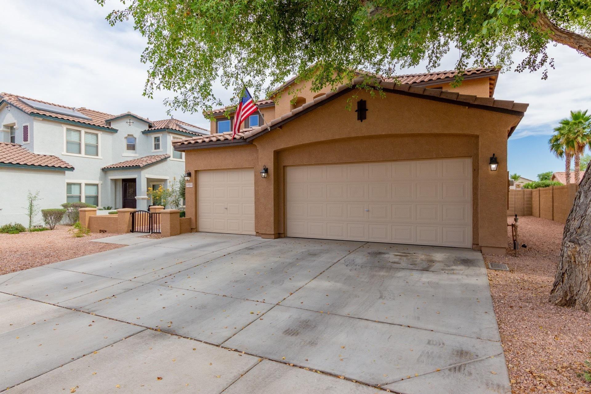 Photo of 13633 W VENTURA Street, Surprise, AZ 85379 (MLS # 6231113)