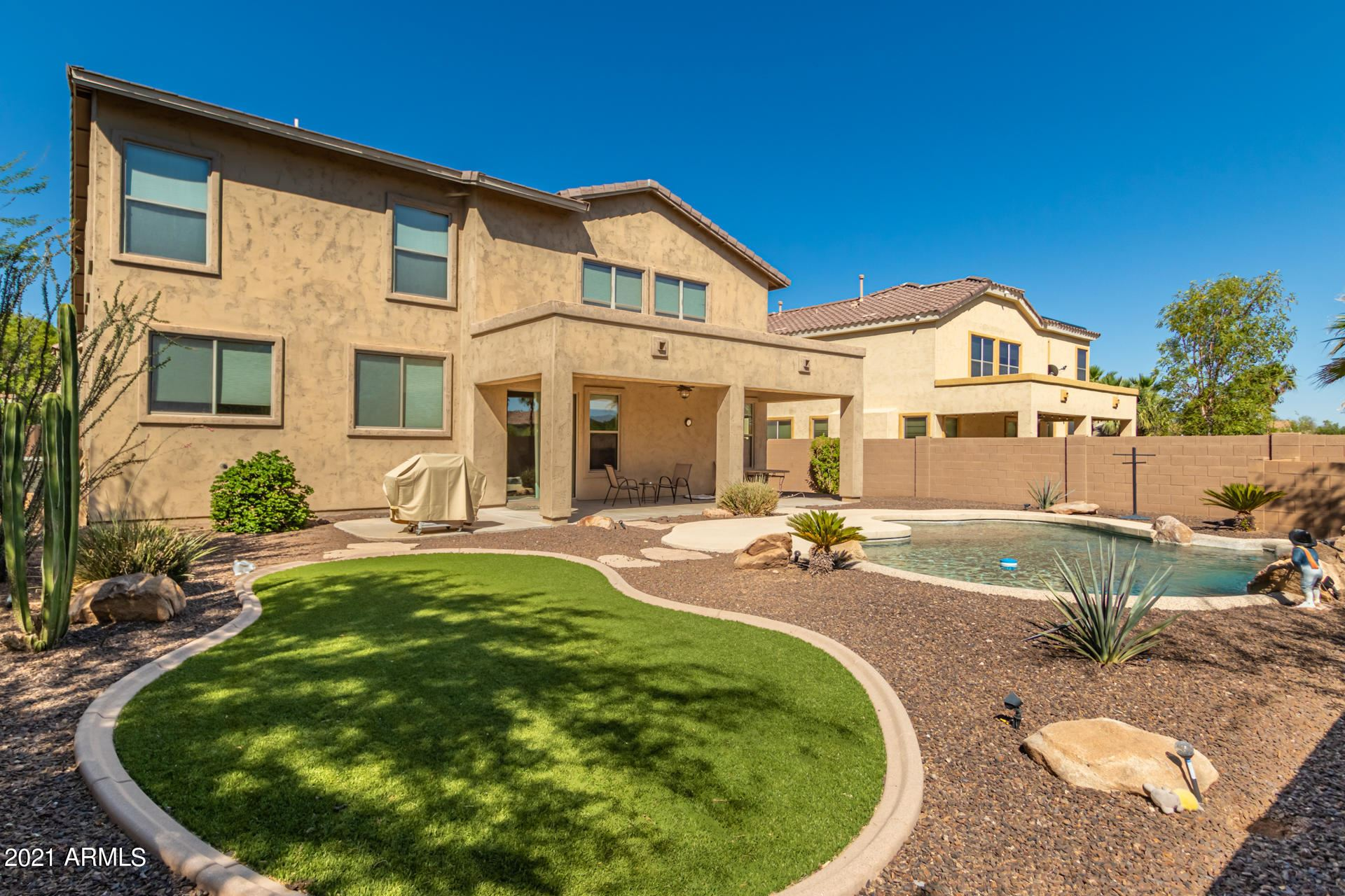 Photo of 25718 N 50TH Glen, Phoenix, AZ 85083 (MLS # 6250113)