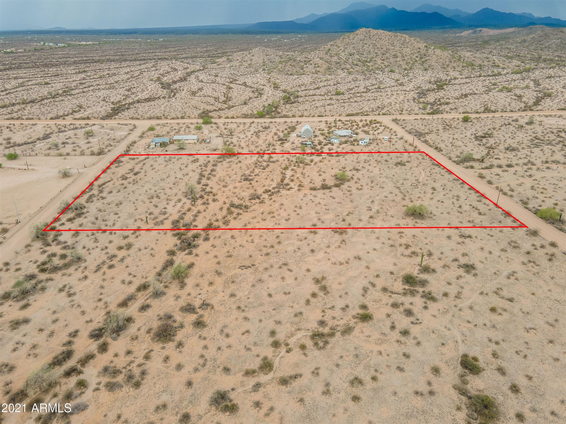 Photo for 0 Emerald Road, Maricopa, AZ 85139 (MLS # 6266113)