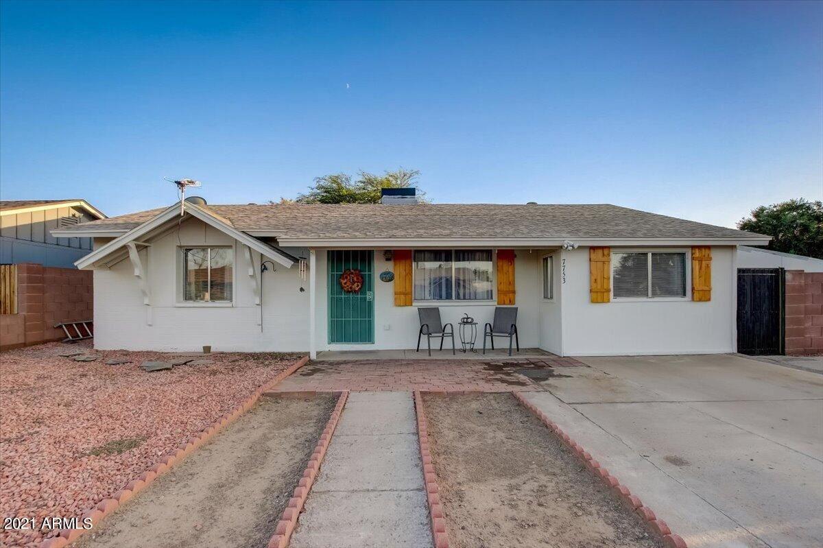 Photo of 7753 W ORANGE Drive, Glendale, AZ 85303 (MLS # 6307113)