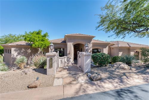 Photo of 9145 N FLYING BUTTE Drive, Fountain Hills, AZ 85268 (MLS # 5992115)