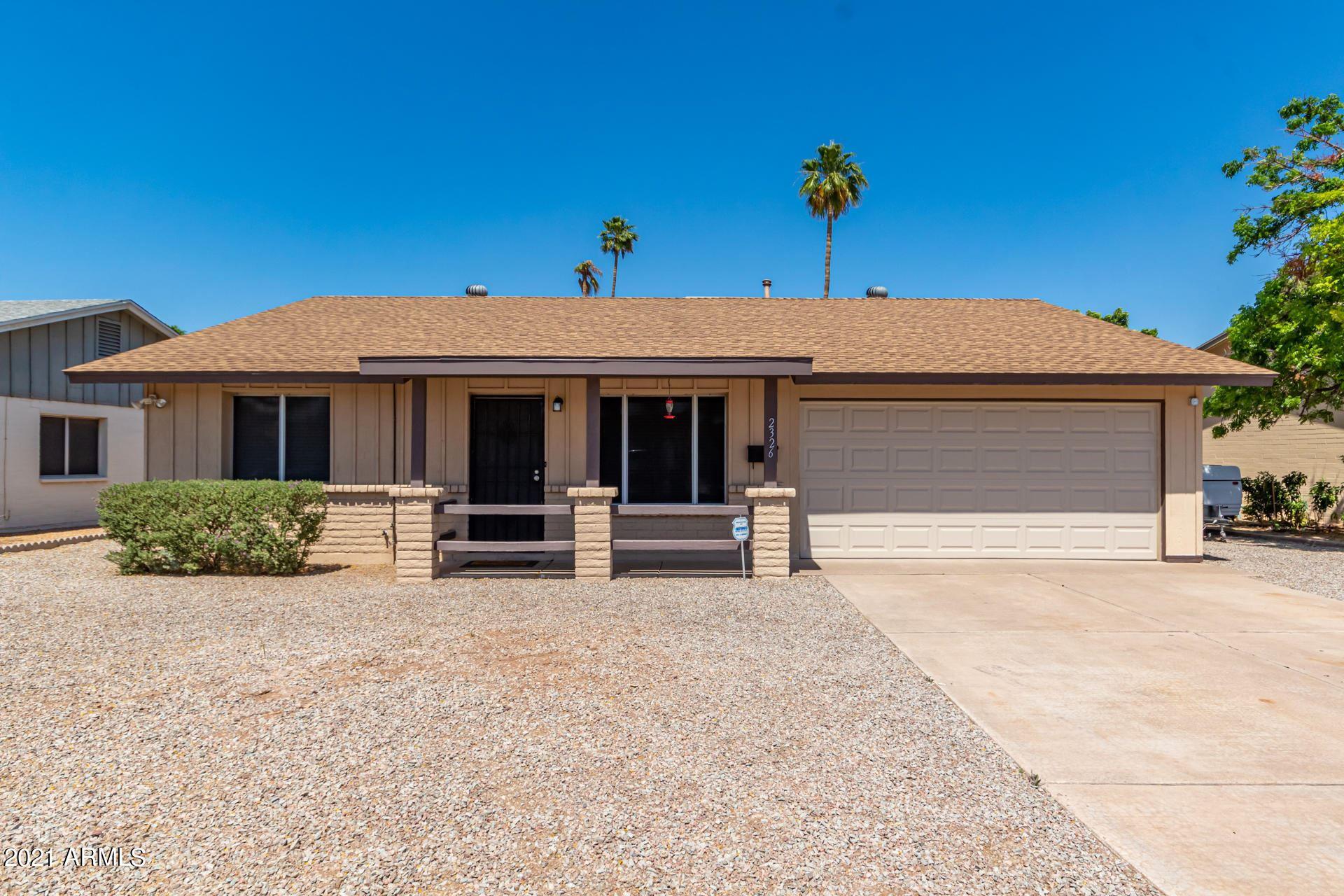 2326 E RIVIERA Drive, Tempe, AZ 85282 - MLS#: 6231115
