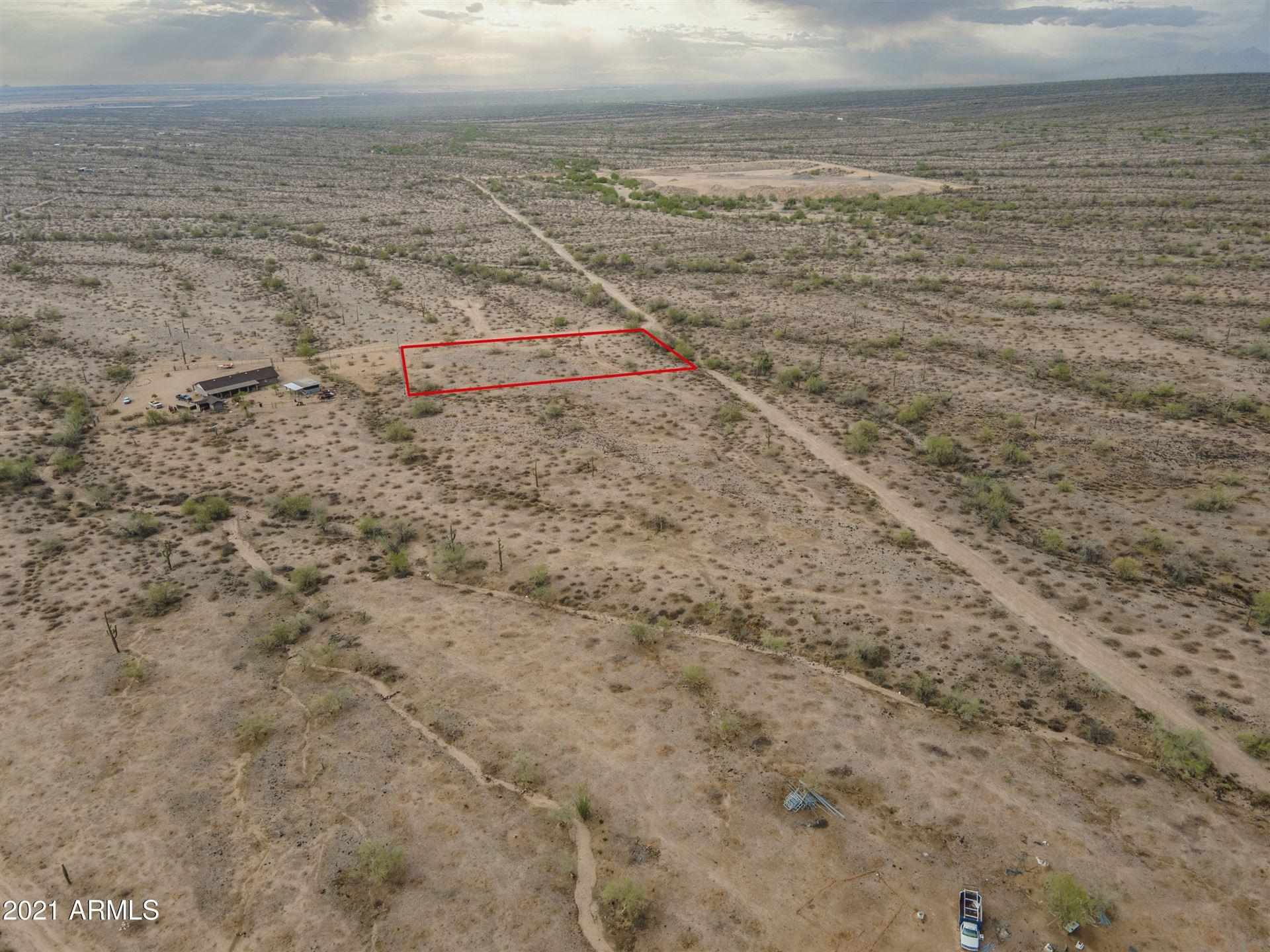 Photo for 0 S Randall Road, Maricopa, AZ 85139 (MLS # 6266116)