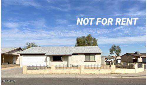 Photo of 6524 W PIMA Street, Phoenix, AZ 85043 (MLS # 6200117)