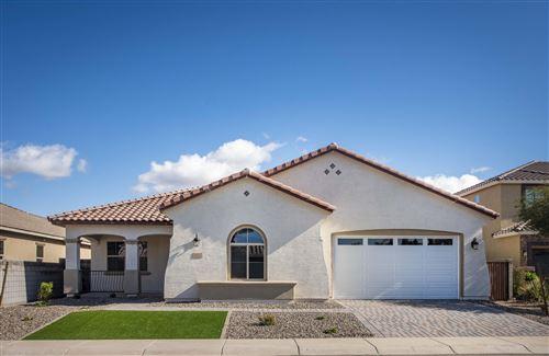 Photo of 18465 N FALCON Lane, Maricopa, AZ 85138 (MLS # 6026118)