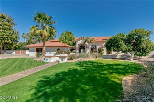 Photo of 4222 E BROWN Road #11, Mesa, AZ 85205 (MLS # 6194118)