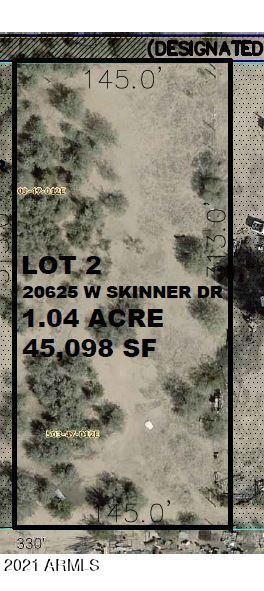 Photo of 20625 W SKINNER Drive, Wittmann, AZ 85361 (MLS # 6266120)
