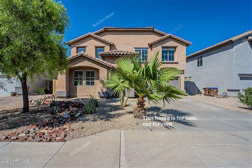 Photo of 46088 W SONNY Road, Maricopa, AZ 85139 (MLS # 6297121)
