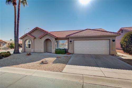 Photo of 1571 E BUENA VISTA Drive, Chandler, AZ 85249 (MLS # 6164122)