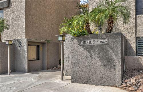 Photo of 5110 N 31ST Way #312, Phoenix, AZ 85016 (MLS # 6298122)