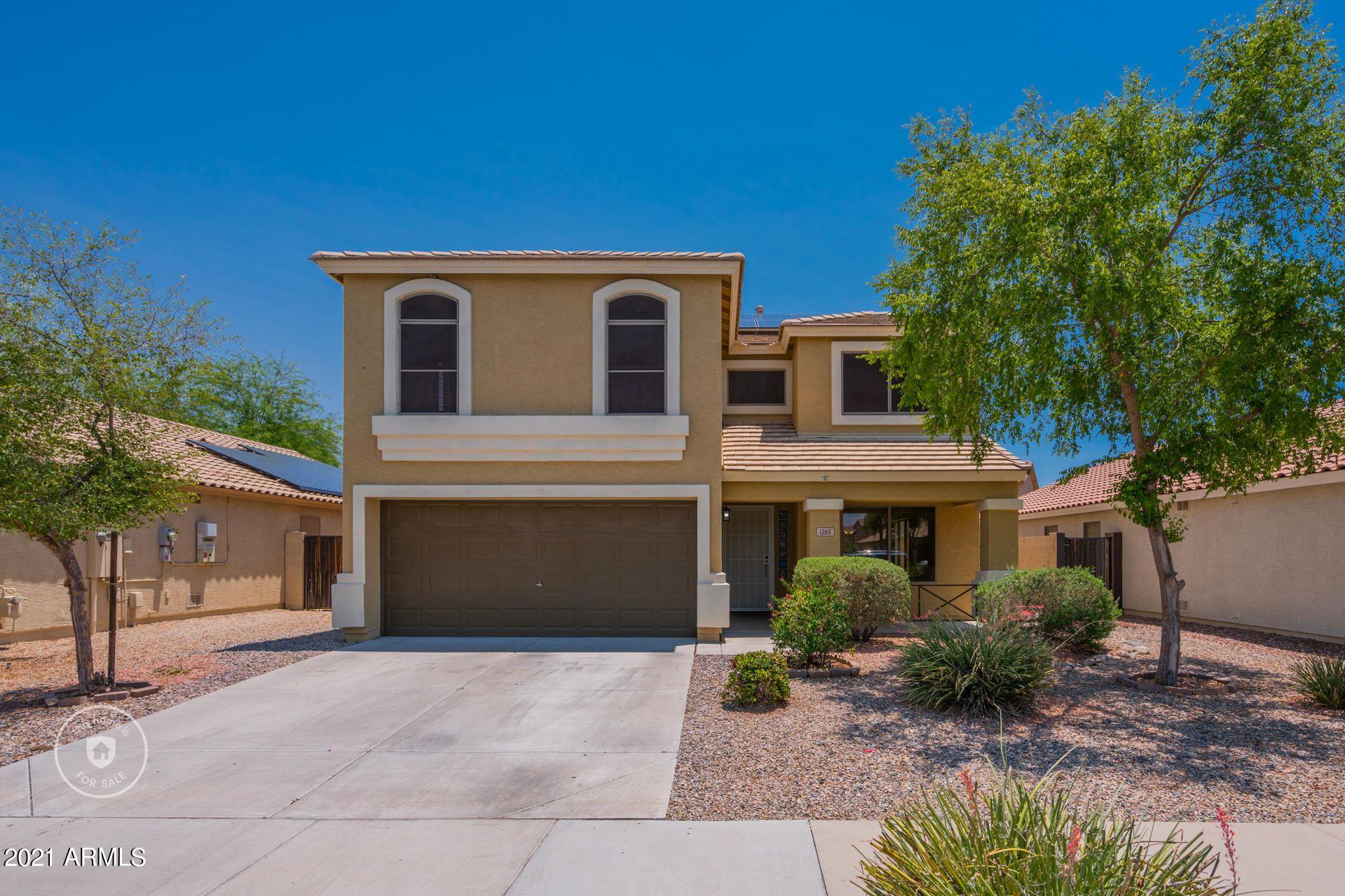 1265 N 161ST Avenue, Goodyear, AZ 85338 - MLS#: 6257123