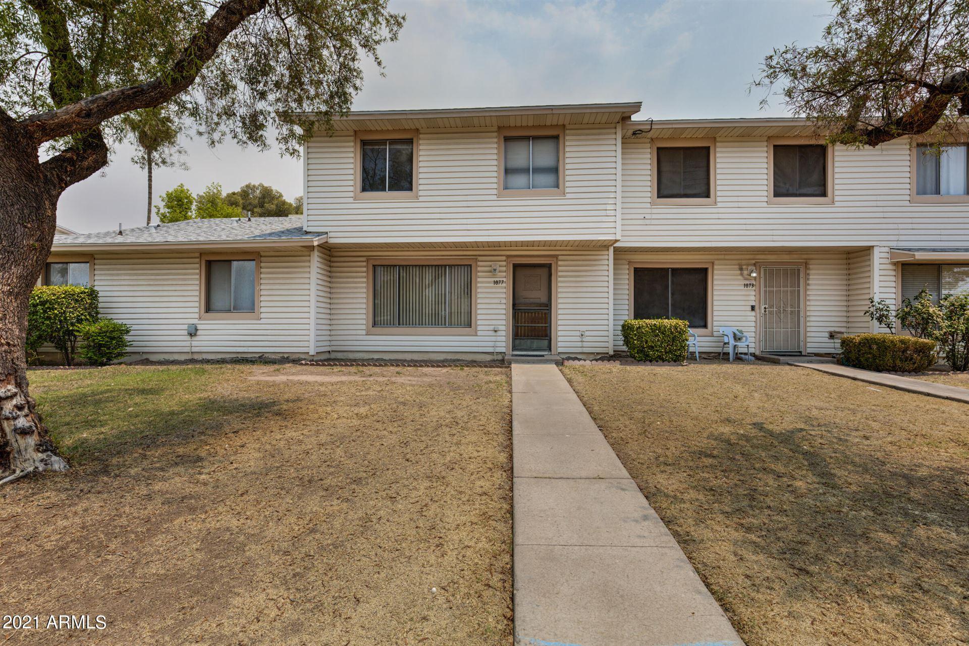 1077 E FREMONT Drive, Tempe, AZ 85282 - MLS#: 6251124