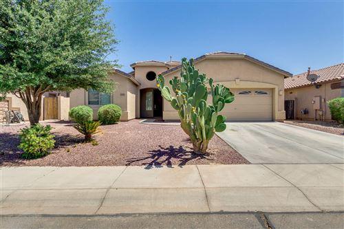 Photo of 18145 N LARKSPUR Drive, Maricopa, AZ 85138 (MLS # 6227125)