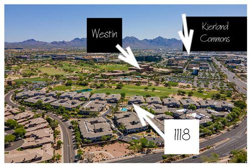 Photo of 15221 N CLUBGATE Drive #1118, Scottsdale, AZ 85254 (MLS # 6231125)