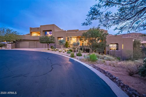 Photo of 11427 E Sand Hills Road, Scottsdale, AZ 85255 (MLS # 6167126)