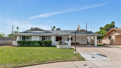 Photo of 1135 E BALBOA Drive, Tempe, AZ 85282 (MLS # 6229126)
